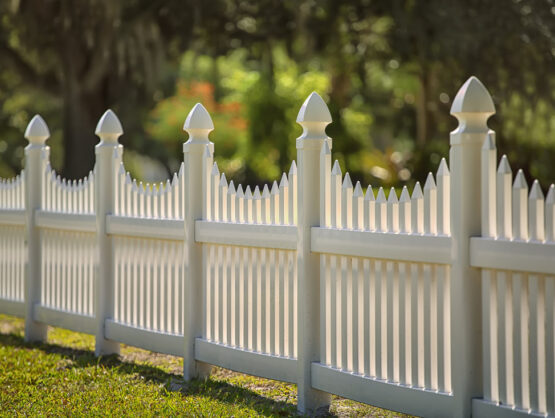 white fence contractor Braintree ma