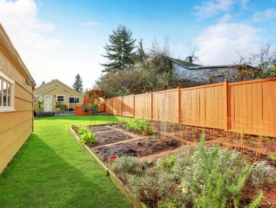 wood fence installation Braintree ma