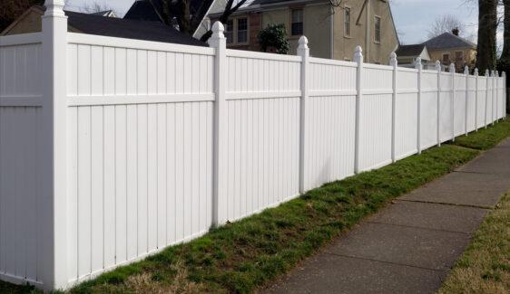 vinyl fencing braintree ma